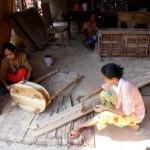 Women and sanding